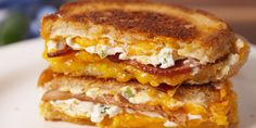 Sweet dreams are made of (grilled) cheese.