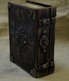 Антикварная Книга - Ярмарка Мастеров - ручная работа, handmade