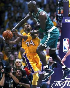 Kevin Garnett Lakers Celtics, Boston Celtics, Celtic Pride, Kevin Garnett, Los Angeles Lakers, Kobe Bryant, Nba, Men's Basketball, Superhero