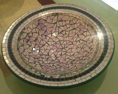 large mosaic fruitbowl