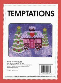 Christmas Gingerbread House, Christmas Cross, Christmas Time, Christmas Ideas, Xmas, Holiday, Plastic Canvas Christmas, Plastic Canvas Crafts, Plastic Canvas Patterns