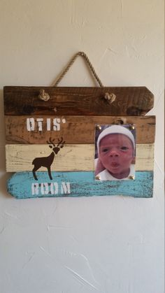 Rustic handmade hand painted wooden by RustyBarrelCreations