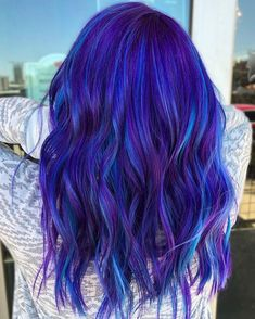 """10.9k Likes, 54 Comments - Pulp Riot Hair Color (@pulpriothair) on Instagram: """"@cristencolorshair is the artist... Pulp Riot is the paint."""""""