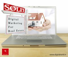 Digital Marketing For Real Estate. Increase #Realestate leads & Maximise sales with the right winning marketing strategy ... Get The Best Out Of Your Real Estate #DigitalMarketing Strategies. www.digitalrank.in