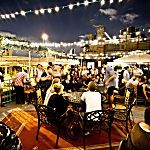 It's the season for outdoor drinking at rooftop bars! NYC has great options for drinking and lounging at these elevated bars from Gallow Green to the Delancey.