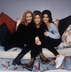 Lisa, Jennifer and Courtney