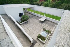 THE BUILDING - Villa Savoye - Le Corbusier
