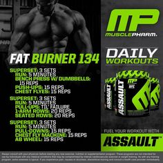 Weight Lifting plans & some HIIT workouts. Weight Lifting Plan, Losing Weight Tips, Lose Weight, Musclepharm Workouts, Crossfit, Gym Workouts, Fitness Exercises, Weight Workouts, Body Exercises