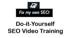 DIY SEO video course
