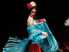 La firma de moda Flamencas presentó su colección «Maralba» este viernes en Simof 2016 Dresses, Fashion, Friday, Flamenco, Style, Photos, Vestidos, Moda, Fashion Styles