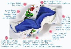 cutest cloth diapers of all time.  i'll be buying these for any future baby showers i go to!