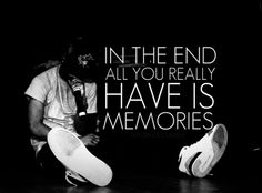 finally famous big sean MEMMORIES LYRICS | ... grid in the end all your really have is memories big big sean tumblr