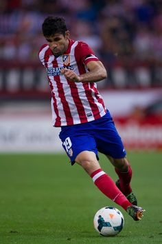 Diego Costa of Atletico Madrid