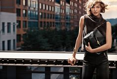 New York, I Love You: See Karlie Kloss in Coach's Latest Campaign @Coach, Inc.