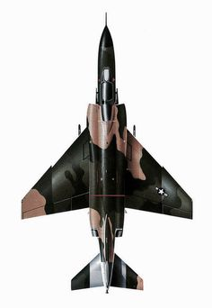 F-4E Phantom 2 | McDonnell Douglas