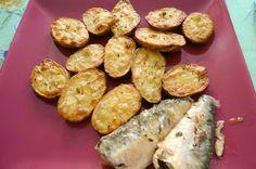 Je suis une quiche en cuisine... mais je me soigne !!: Pommes de terre au four rapides et faciles