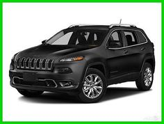 eBay: Jeep: Cherokee Limited 2016 limited new 2.4 l i 4 16 v automatic n a suv #jeep #jeeplife usdeals.rssdata.net