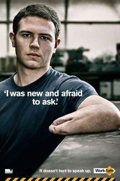 "Work Safety: ""Arm"" Print Ad  by Grey Worldwide Melbourne"