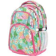 High Sierra - Laptop Backpack - Pineapple party
