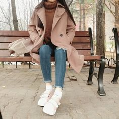Kfashion inspired fall outfit /follow my Pinterest at: Saraiexquisite