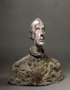 alberto giacometti beyond bronze - moors magazine Alberto Giacometti, Giovanni Giacometti, Louise Nevelson, Statues, Human Icon, Sculpture Painting, Artist Gallery, Art Object, Clay Art