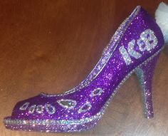 Confessions of a glitter addict - K Muses Shoe
