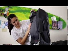 Osprey Meridian 22 Inch, 60 L Bag (Part 1 of 4) - YouTube