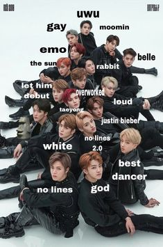 To any new nctzens here's what you need to know to get by 'round these parts