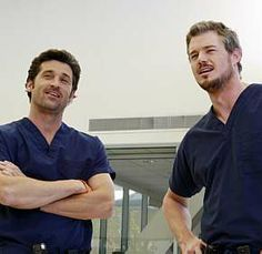 grey's anatomy mcdreamy and mcsteamy