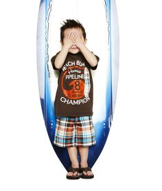 Surf's up! Boys graphic tee #summer