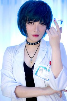 """There are 73 cosplay photos tagged with """"tae takemi (武見妙)"""" of Persona Photos that tagged with it's series are also submitted with tag Protagonist Futaba Sakura An Takamaki Yusuke Kitagawa Makoto Nijima Amazing Cosplay, Best Cosplay, Persona 5 Cosplay, Cosplay Girls, Anime Cosplay, Beautiful, Video Games, Gaming, Lobsters"""
