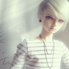 #BJD #ABJD #dolls #dollstagram #bjdSD #bjdboy #Littlemonica #LittlemonicaEnrill #Enrill #blonds