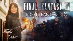 Final Fantasy XV - Fight Fantastica (Valse di Fantastica/Gratia Mundi) Final Fantasy Xv, Piano Music, Youtube, Movies, Movie Posters, Game, Finals, Films, Film Poster