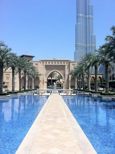 Palace Hotel, Dubai