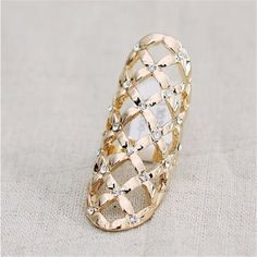 Crystal Armor Ring
