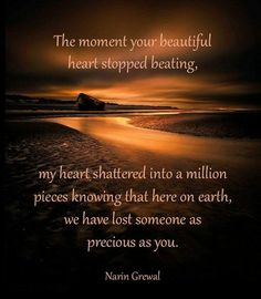 You affected so many lives. I wish for that one moment you felt worthless, you could have been able to see all your friends and  their families who cherished you. You are missed by SO many