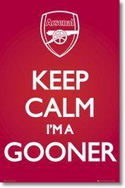 I'm a Gooner #arsenal #football