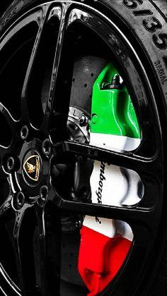 ☆Black & White Pop Of Color☆ ***********Lamborghini********** #TheFast&theLuxurious #lamborghiniclassiccars