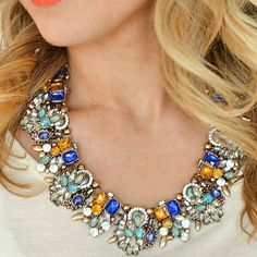 Make a statement and choose from the wide range of our statement necklaces Statement Necklaces, Jewelry Necklaces, Accessories, Ornament