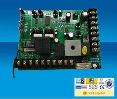Swing Gate Opener motor Controller circuit card board 24V DC