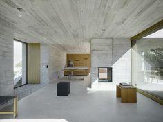 Wespi & de Meuron. House GR in S. Abbondio, Ticino, Switzerland. 2012. Photography Hannes Henz