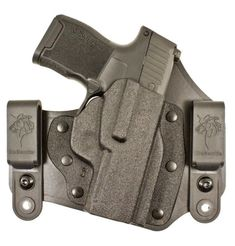 New Carry Rig From DeSantis | Insider Online | By Dave Workman | There are nine new holsters specifically for the Sig Sauer P365 from DeSantis, and one that caught Insider Online's attention is a little number dubbed the #105 Intruder. | © American Handgunner 2018