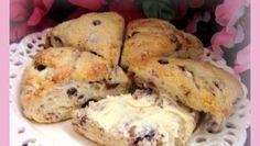 The Bistro's Cherry Scones Recipe - Food.com