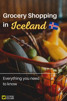 Most people don't think about budgeting or cheap grocery stores in Reykjavik when planning their trip to Iceland. However, there are ways to make your vacation more affordable, especially when it comes to food. The best way to do this is to skip the restaurant and hit the grocery store! Iceland Travel Tips, Best Blogs, Grocery Store, Budgeting, Restaurant, Vacation, People, Food, Vacations