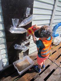 Tack alla som har följt våran blogg under året!! Här kommer sista inlägget för terminen, vi ses igen efter semestern.... ... Nature Activities, Summer Activities For Kids, Summer Kids, Diy For Kids, Crafts For Kids, Natural Play Spaces, Backyard Games, Toddler Fun, Reggio Emilia
