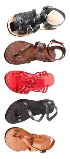 Sandals made in Italy €27,90 - Check the link out for more!  http://www.sandalishop.it/