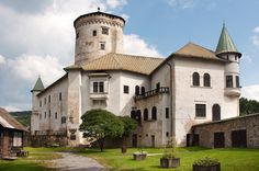 Budatin Castle, Slovakia