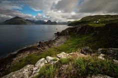 Photo from Elgol, Skye  By Kristof Photography