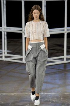 Alexander Wang Printemps/Eté 2014, Womenswear - Défilés (#16116)