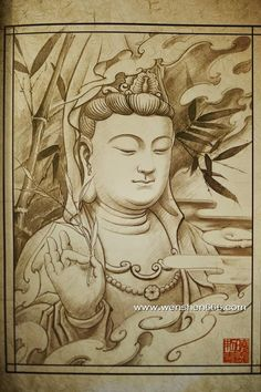 - You are in the right place about (notitle) Tattoo Design And Style Galleries On The Net – Are The - Buddha Tattoo Design, Buddha Tattoos, Buddha Painting, Buddha Art, Japanese Tattoo Art, Japanese Art, Asian Tattoos, Japan Tattoo, Madhubani Art